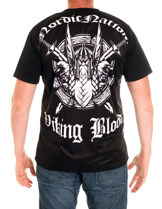 Viking Blood Tee by Nordic Nation
