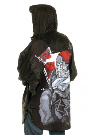 Warrior Holger Danish Poncho by Nordic Nation