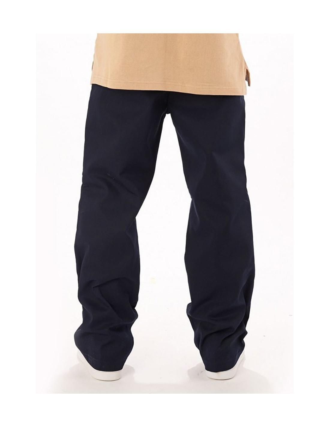 Plain Baggy Jeans