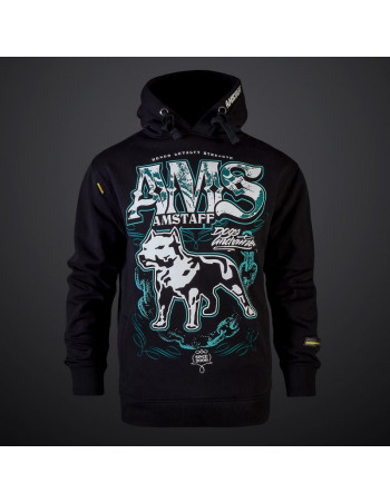 Amstaff H.L.S Hoodie (Honor Loyalty Strenght)
