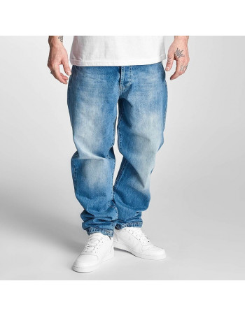 Thug Life Baggy Pants Blue