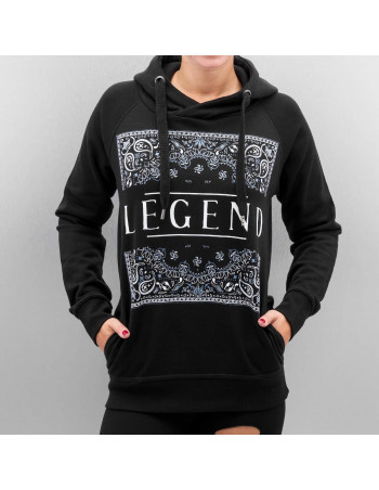 Legend Paisley Hoodie Black by DNGRS