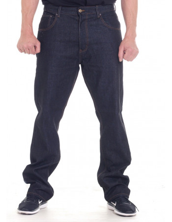 Access Loose Fit Jeans /Indigo