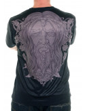 Nordic Nation Odin Tee BlackNGrey