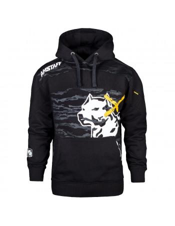 Amstaff logodog Hoodie
