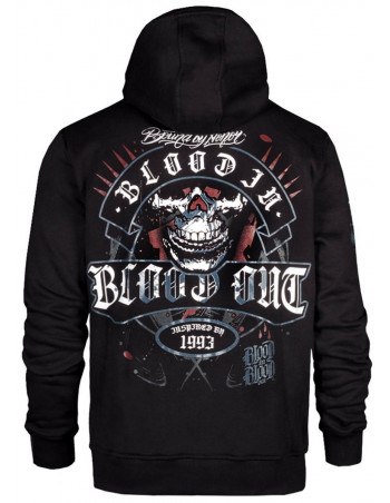 Blood In Blood Out Sonora Ziphoodie