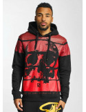 DNGRS Hoodie Rising Red
