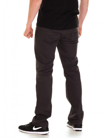 Access Straight Fit Pants Dark Grey