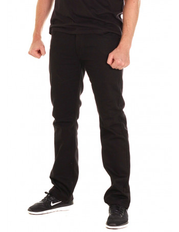 Access Straight Fit Pants Black