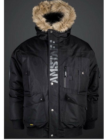 Amstaff Aton Winterjacket Black