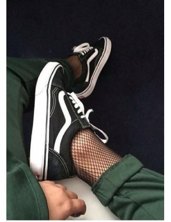 Fishnet Stockings Black