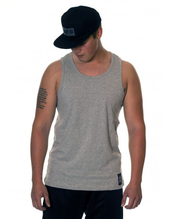 BSAT Bronx Tanktop Grey