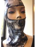 Street Hood Mask Skull Mouth