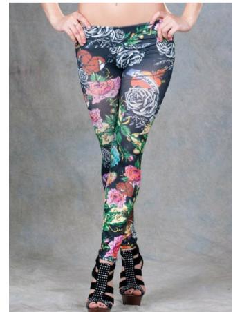 Tattoo Leggings All Over