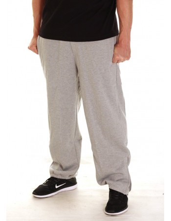 Bronx Sweatpants All Grey by BSAT