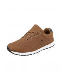 N.Y. Light Sneaker Brown