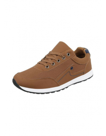 N.Y. Light Sneaker Brown
