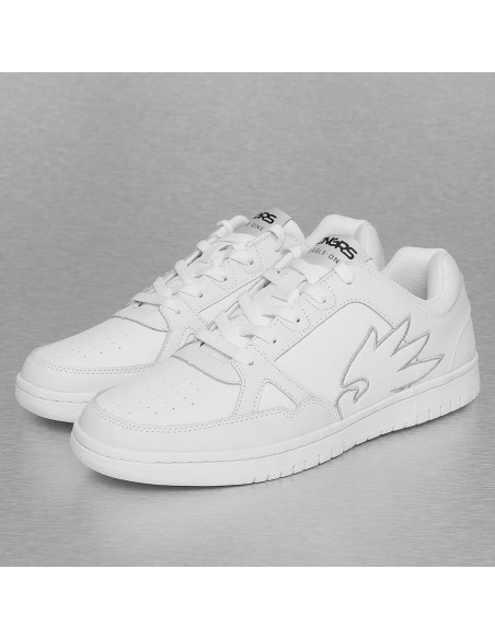 DNGRS Sneakers Logo White