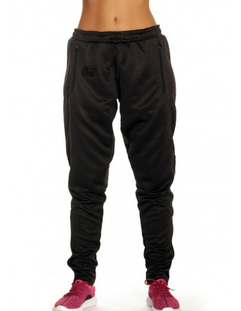 Panther Track Pants All Black by BSAT