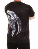 Raven Shield T-Shirt by Nordic Nation