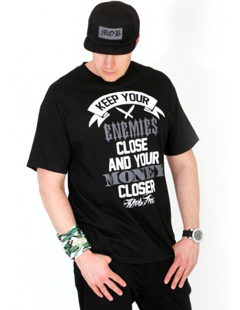 Mob Inc Tee/Closer