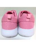 Cultz Pink Trim Sneaker