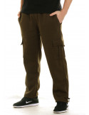 Access Cargo Sweatpants Olive