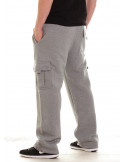 Access Cargo Sweatpants Grey