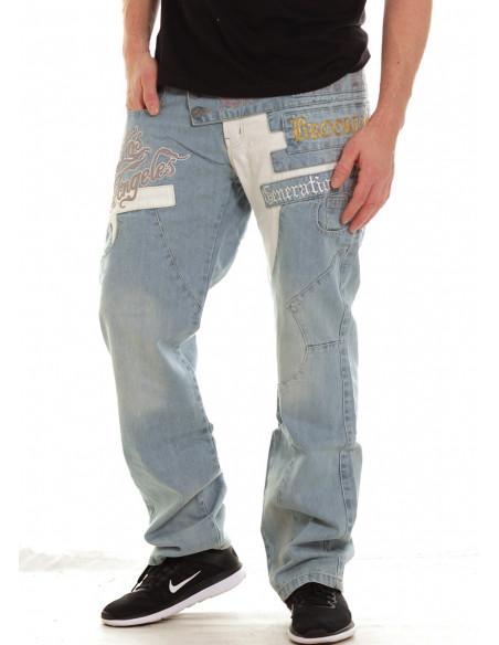 Los Angeles LA Denim LightBlue Jeans