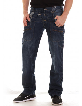 Brooklyn Mint Triple Solo Stone Wash Jeans