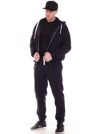 Access Solid Sweat Suit Navy