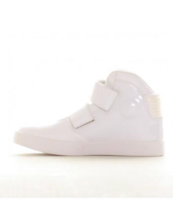 Cultz Hi Gloss White sneaker