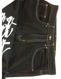 BSAT Blood Sweat & Tears Baggy Jeans Black