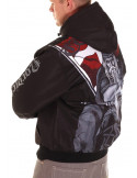 Nordic Nation Holger Danske Winter Jacket Black