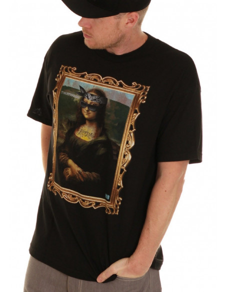 MOB INC Tee Mona Lisa