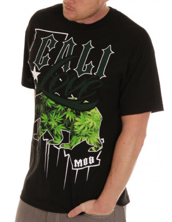 MOB INC Tee Cali Green State