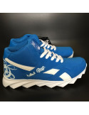 Skull Race Shoes by BSAT Blue