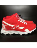 Skull Race Shoes by BSAT Red
