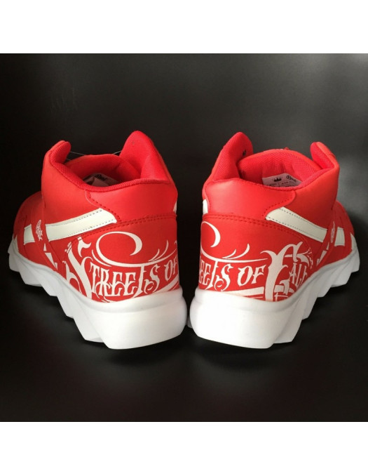 Streets of Cali Shoes Red