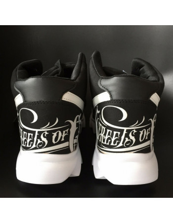 Streets of Cali Shoes Black