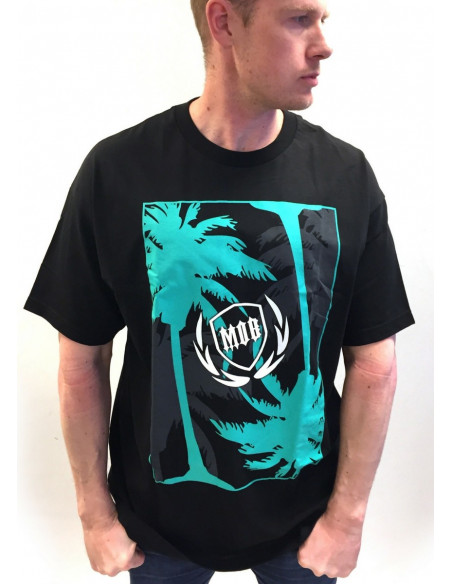 Palm Trees Tee by MOB Inc