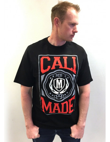 Cali Made Tee by MOB Inc