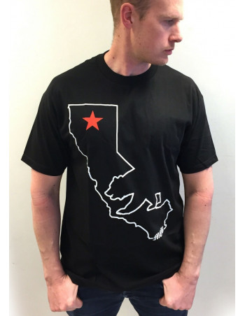 California Tee by MOB Inc