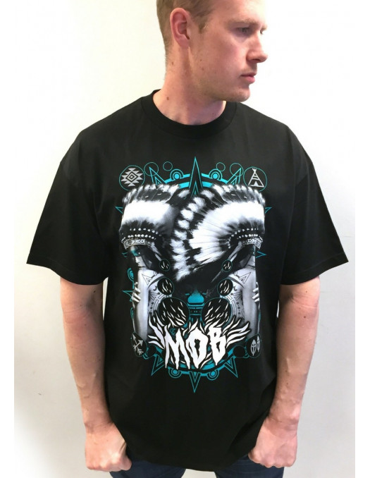 Indian Tee by MOB Inc