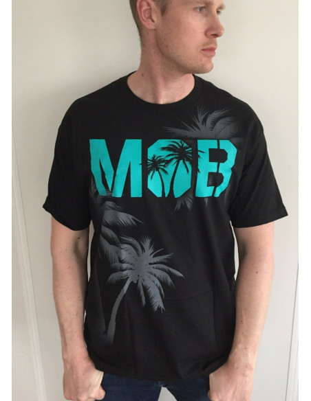 MOB Inc Palm Trees Tee