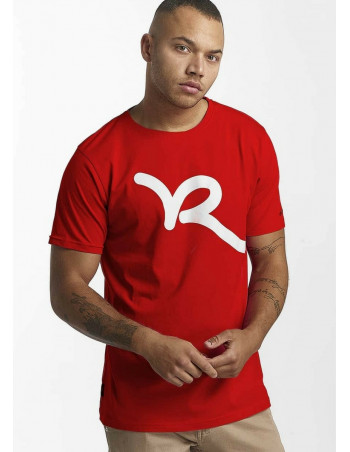 Rocawear T-Shirt Logo red