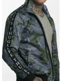 Thug Life Lightweight Jacket Wired Black/Camo