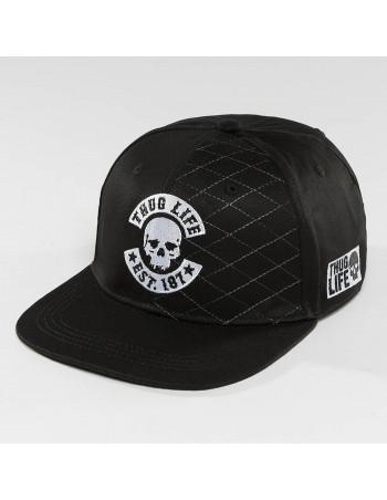 Thug Life Whitline Snapback Cap