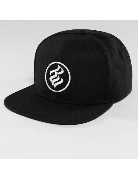 Rocawear Logo Snapback Cap Black