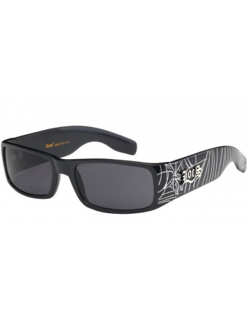 Locs Hardcore Shades Spider Black